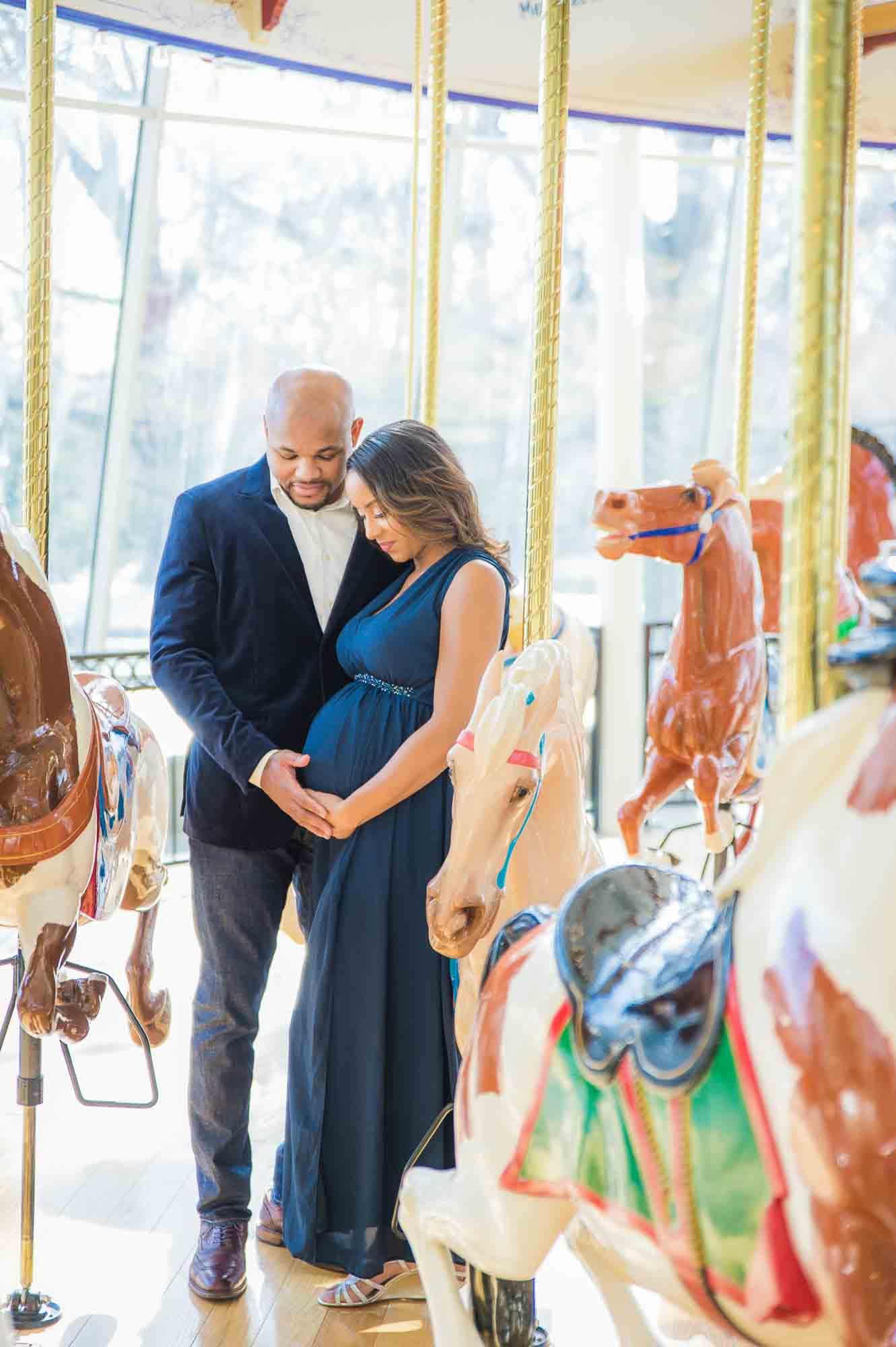Maternity, Carosel, Twinsburg Photographer